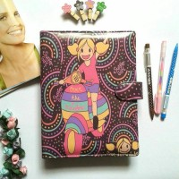 Binder Surfer Girl 20 Ring