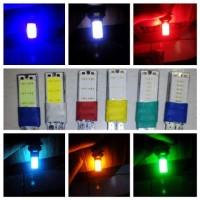 LAMPU SEN, SENJA, KABIN, PLAT NOMER LED PLASMA T10 | Lampu