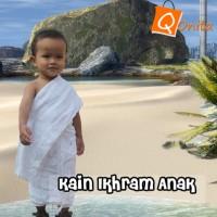 Kain Ihram Anak All Size (Usia 1-8 Tahun)