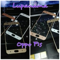tempered glass warna oppo f1s A59 full screen F1s screen protecktor co
