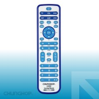 Chunghop Universal Smart Remote Control Learn Function for TV DVD L660
