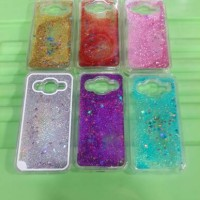 Case Gliter Pasir for Samsung J2