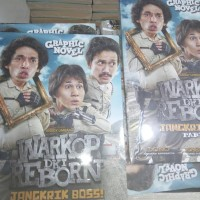 Warkop DKI reborn jangkrik boss!part 1