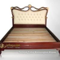 TEMPAT TIDUR KENSINGTON KIPAS