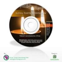 Cd Terapi gelombang Otak - Meditasi Alpha-Theta
