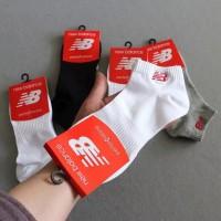 KAOS KAKI NEW BALANCE PREMIUM Hidden sock, invisible, olahraga, basket