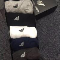 Jual ( ISI 5 ) KAOS KAKI PREMIUM / hidden sock/ se-mata/ olahraga/ pendek Murah