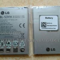 harga Baterai LG bl53yh G3, LG G3 Stylus, LG G3 Mini (BL-53YH) ORIGINAL100% Tokopedia.com