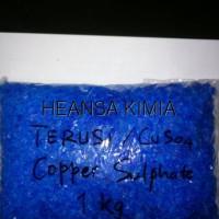 Terusi / CuSo4 / Copper Sulphate (1kg)