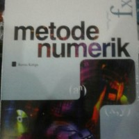 metode numerik by rinaldi munir