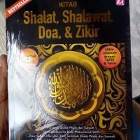 kitab SHALAT SHALAWAT doa dan ZIKIR