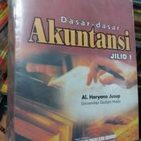 dasar dasar akuntansi jilid 1 by AL Haryono jusuf