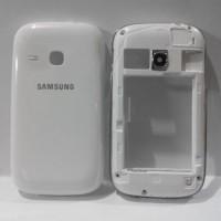 Casing Fullset Young 2 GT-S6310 S6312 Housing Frame Tulang Samsung