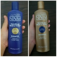 NISIM SHAMPOO NON SLS (untuk kulit sensitif) tidak ada sharing