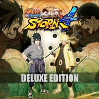 Naruto Shippuden Ultimate Ninja Storm 4 Deluxe Edition