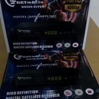 reciver getmecom hd5 super