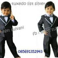 Setelan Jas Tuxedo Anak Laki dan Bayi  Baju Pesta size 5-7