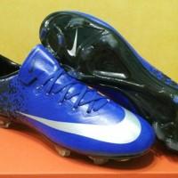 Sepatu Bola / Soccer Nike Mercurial Vapor X CR7 Natural Diamond - FG