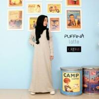 MB PUFFINA KIDS (gamis anak, busana muslim, hijab anak)
