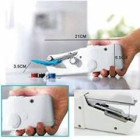 harga Mesin Jahit Mini Portable/handy Stitch Tokopedia.com