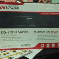 DVR HIKVISION DS-7200 TURBO HD DVR 8 Chanel