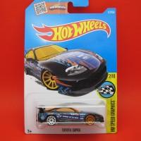 Hot Wheels TOYOTA SUPRA Biru