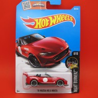 Hot Wheels MAZDA MX-5 MIATA