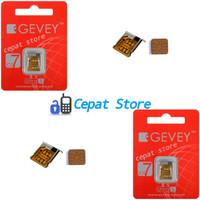 GEVEY Ultra S R-SIM RSIM Unlock Patch iPhone SU 4S