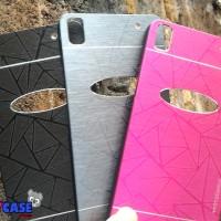 Casing Lenovo A7000 PLUS / A7000 Motomo 3D v2 Case Back Cover Metal
