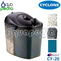 External Filter Aquascape Resun CY-20