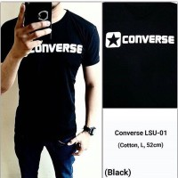 harga Kaos Converse Import Thailand Tokopedia.com