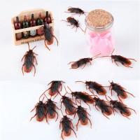 Prank Funny Fake Cockroach Toy - mainan kecoa