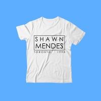 Kaos Shawn Mendes Square | Old Magcon Boys | Tshirt Tees T-Shirt Baju