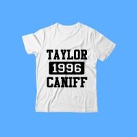 Kaos Taylor Caniff | Old Magcon Boys | Tshirt Tees T-Shirt Baju