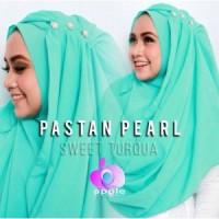 Jual Jilbab pashmina instan Pearl Murah