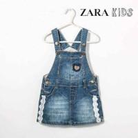 Denim Zara Kids Overall Jeans Zara Love Burkat Overall Baby