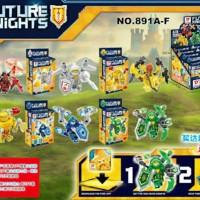 lego drago future knight (nexo knights)isi6