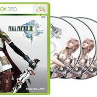 Obral Murah Game Original Xbox 360 FINAL FANTASY XIII