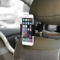 Baseus Happer Series Car Mount Holder for Smartphone 4-6 Inch - Black