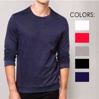 Sweater Polos Basic Oblong Unisex