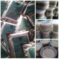 Premix Bubuk Powder Bahan Silky Pudding MOIAA 500gr