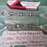 Setelan Rantai Kanan kiri Honda CB100-GL100-CG110