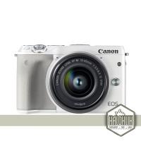 Canon EOS M3 Kit 15-45 15 45 + Sandisk SDHC 16 GB