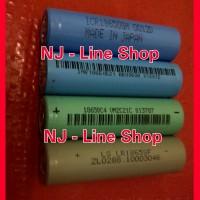 Jual baterai / battery / batere / baterai 18650 / baterai 18650 li-ion 3,7v Murah