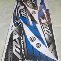 harga Striping/Sticker Motor Yamaha New Jupiter MX Spark (3) Tokopedia.com