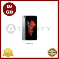 harga BNIB SEGEL iPhone 6s 16GB Space Gray - GARANSI RESMI APPLE 1 TAHUN Tokopedia.com