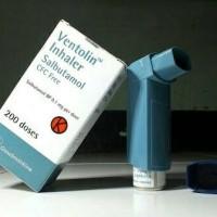 VENTOLIN INHALER / salbutamol / obat untuk asma