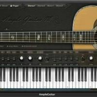 Ample Sound Guitar AGM Accoustic