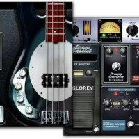 Steinberg Virtual Bassist, Guitar Accoustic, Guitar Electric