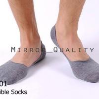 Jual Hidden Socks Kaos Kaki Invisible Cowok Cewek Grosir Murah Berkualitas Murah